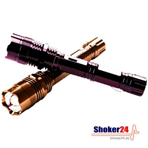 Электрошокер TopGun 8 самый мощный Электрошокер